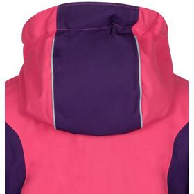 Kamik Seraphina Polar Chaqueta Niños, rosa/violeta
